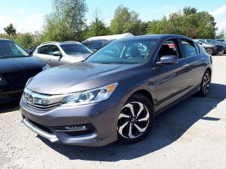 Used 2017 Honda Accord Sdn EX-L for sale in Pickering, ON