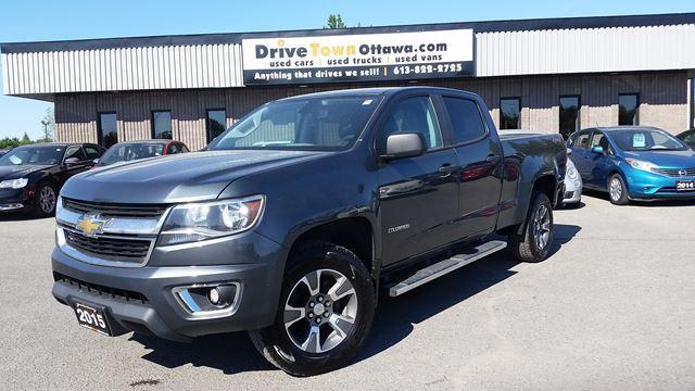 2015 Chevrolet Colorado LS Crew Cab 4X4