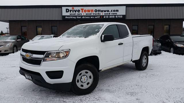 2015 Chevrolet Colorado 2WD WT EXTENDED CAB **90 Days No Payments**
