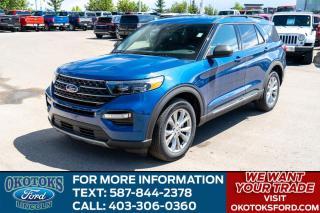 New 2020 Ford Explorer XLT for sale in Okotoks, AB