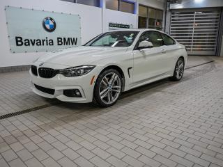 New 2020 BMW 4 Series 440i xDrive Coupe for sale in Edmonton, AB