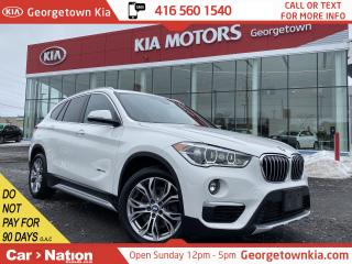 Used 2016 BMW X1 xDrive28i | CLEAN CARFAX | NAVI | ROOF| BU CAM|B/T for sale in Georgetown, ON