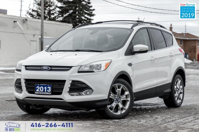 2013 Ford Escape SEL AWD|Navigation|Leather|Pano.Roof|Keyless Entry