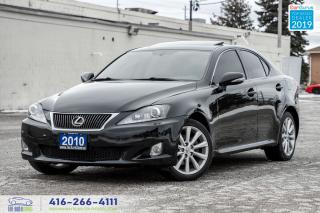 Used 2010 Lexus IS 250 AWD for sale in Bolton, ON