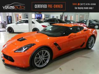 Used 2019 Chevrolet Corvette Grand Sport 3LT GRAND SPORT| CARBON FIBER PKG| 7SPD for sale in Vaughan, ON