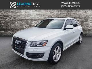 Used 2012 Audi Q5 2.0T Premium Plus Premium Plus, Navigation, Panoramic Sunroof for sale in Woodbridge, ON