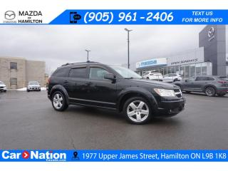 Used 2009 Dodge Journey SXT | AS-TRADED | 7 PASSENGER | CRUISE CONTROL for sale in Hamilton, ON
