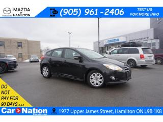 Used 2012 Ford Focus SE | AS-TRADED | HATCHBACK | CRUISE CONTROL for sale in Hamilton, ON