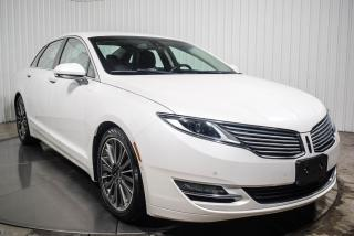 Used 2015 Lincoln MKZ Cuir Nav Mags for sale in St-Hubert, QC