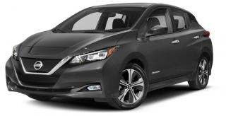 New 2020 Nissan Leaf SV PLUS for sale in Richmond Hill, ON