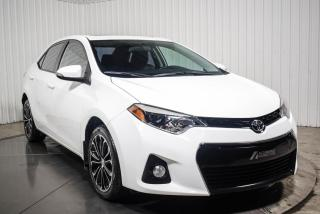 Used 2015 Toyota Corolla S A/C MAGS TOIT CAMERA DE RECUL for sale in St-Hubert, QC