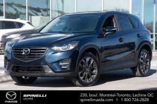 Used 2016 Mazda CX-5 GT MAZDA CX-5 GT 2016 for sale in Lachine, QC