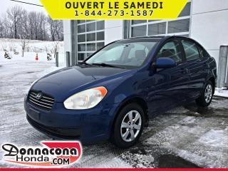 Used 2009 Hyundai Accent L *AUTOMATIQUE* for sale in Donnacona, QC