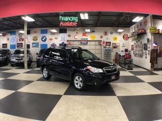 Used 2016 Subaru Forester 2.5i TOURING PKG AUT0 AWD H/SEATS REAR CAMERA 125K for sale in North York, ON