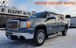 Used 2011 GMC Sierra 1500 SL Nevada Edition WITH HEATED LEATHER SEATS!! for sale in Barrie, ON