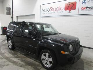Used 2010 Jeep Patriot 4X4 North **AUTO**MAGS**CRUISE**A/C**GR. for sale in Mirabel, QC