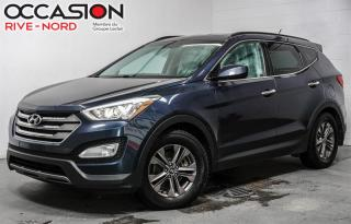 Used 2013 Hyundai Santa Fe 4 cyl. GARANTIE 1 AN! for sale in Boisbriand, QC