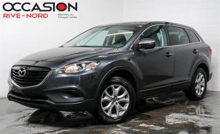 Used 2015 Mazda CX-9 GS 7.PASS+CAM.RECUL+SIEGES.CHAUFFANTS for sale in Boisbriand, QC