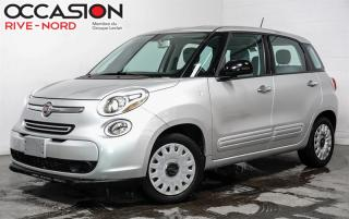 Used 2014 Fiat 500 L Pop A/C+GR.ELECTRIQUE for sale in Boisbriand, QC