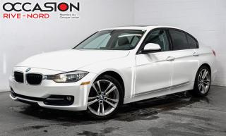 Used 2015 BMW 3 Series 320i xDrive TOIT.OUVRANT+SIEGES.CHAUFFANTS for sale in Boisbriand, QC