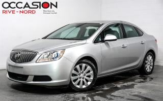 Used 2013 Buick Verano MAGS+BLUETOOTH+A/C for sale in Boisbriand, QC