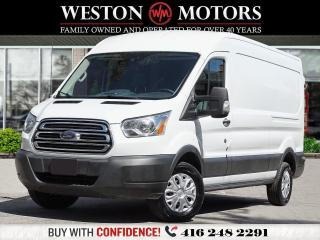 Used 2016 Ford Transit 250 MID ROOF*REV CAM!!* for sale in Toronto, ON