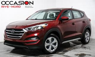 Used 2017 Hyundai Tucson Premium MAGS+SIEGES.CHAUFFANTS+CAM.RECUL for sale in Boisbriand, QC