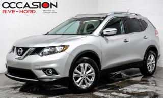 Used 2016 Nissan Rogue SV AWD NAVI+TOIT.PANO+CAM.RECUL for sale in Boisbriand, QC
