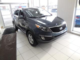 Used 2015 Kia Sportage LX AUTO TRACTION AVANT A/C MAGS BT CRUIS for sale in Dorval, QC