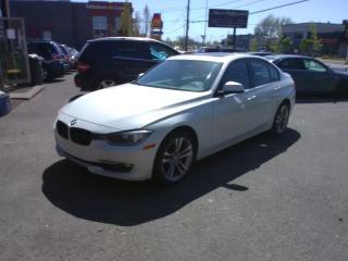 Used 2013 BMW 3 Series 335i XDRIVE LUXURY for sale in Beloeil, QC
