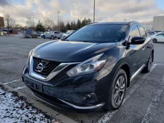 Used 2015 Nissan Murano for sale in Scarborough, ON