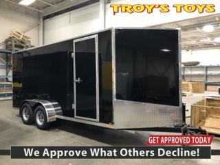 Used 2020 Canadian Trailer Company 7x16 V-Nose Cargo Trailer for sale in Guelph, ON