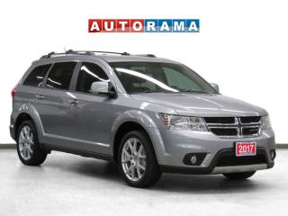 Used 2017 Dodge Journey GT 4WD Leather Backup Cam 7Pass for sale in Toronto, ON