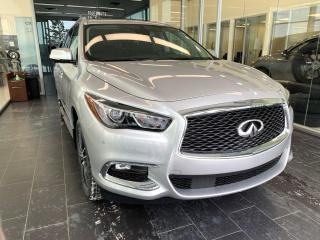 New 2020 Infiniti QX60 SENSORY for sale in Edmonton, AB