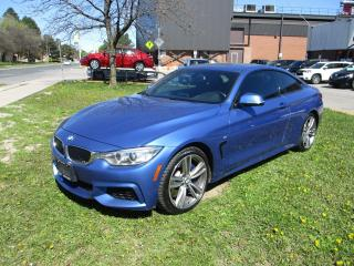 Used 2014 BMW 4 Series 435i xDrive M pkg. for sale in Toronto, ON