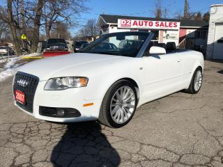 Used 2007 Audi A4 2.0T Quattro/Automatic/Spring is only 32 days away for sale in Scarborough, ON