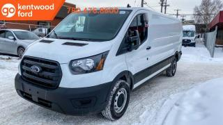 New 2020 Ford Transit Cargo Van 101A RWD Low Roof Van 3.5L V6 with Reverse Camera System for sale in Edmonton, AB