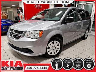 Used 2015 Dodge Grand Caravan ** EN ATTENTE D'APPROBATION ** for sale in St-Hyacinthe, QC