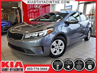 Used 2018 Kia Forte LX ** GR ÉLECTRIQUE / BLUETOOTH for sale in St-Hyacinthe, QC