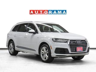 Used 2017 Audi Q7 S-LINE 4WD Nav Leather PanoRoof Bcam 7Pass for sale in Toronto, ON