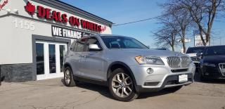 Used 2013 BMW X3 28i for sale in Oakville, ON