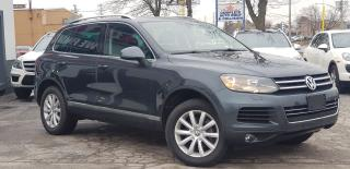 Used 2011 Volkswagen Touareg Comfortline for sale in Oakville, ON
