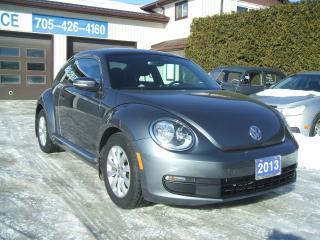 Used 2013 Volkswagen Beetle Comfortline, TDI Diesel, 6 Speed for sale in Beaverton, ON