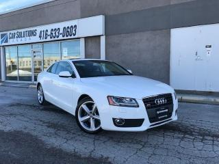 Used 2011 Audi A5 2.0L Premium for sale in Toronto, ON