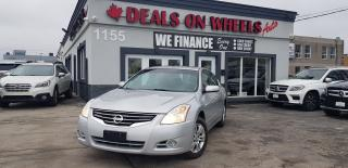 Used 2012 Nissan Altima 2.5 S for sale in Oakville, ON