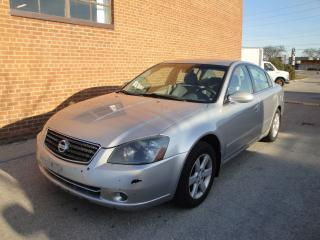 Used 2005 Nissan Altima 2.5 S for sale in Oakville, ON