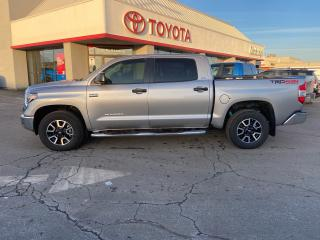 Used 2019 Toyota Tundra 4x4 CREW MAX SR5 for sale in Cambridge, ON