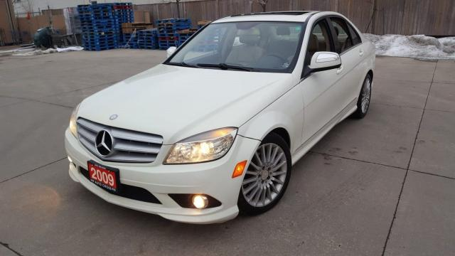 2009 Mercedes-Benz C230 C230, 4 Matic, Low Km, 3/Y warranty available