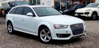 Used 2014 Audi Allroad Progressiv for sale in Oakville, ON