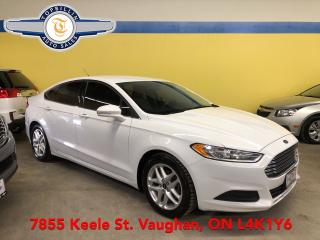 Used 2016 Ford Fusion SE, Bluetooth, Backup Camera for sale in Vaughan, ON